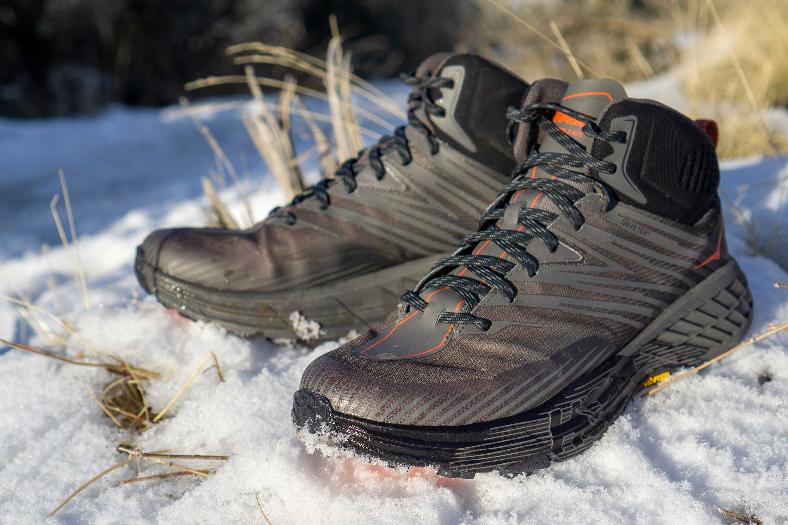 Reviewing the Hoka One One Speedgoat Mid 2 GTX