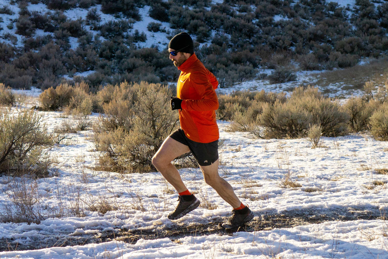 Winter Running in the Hoka One One Speedgoat Mid 2 GTX