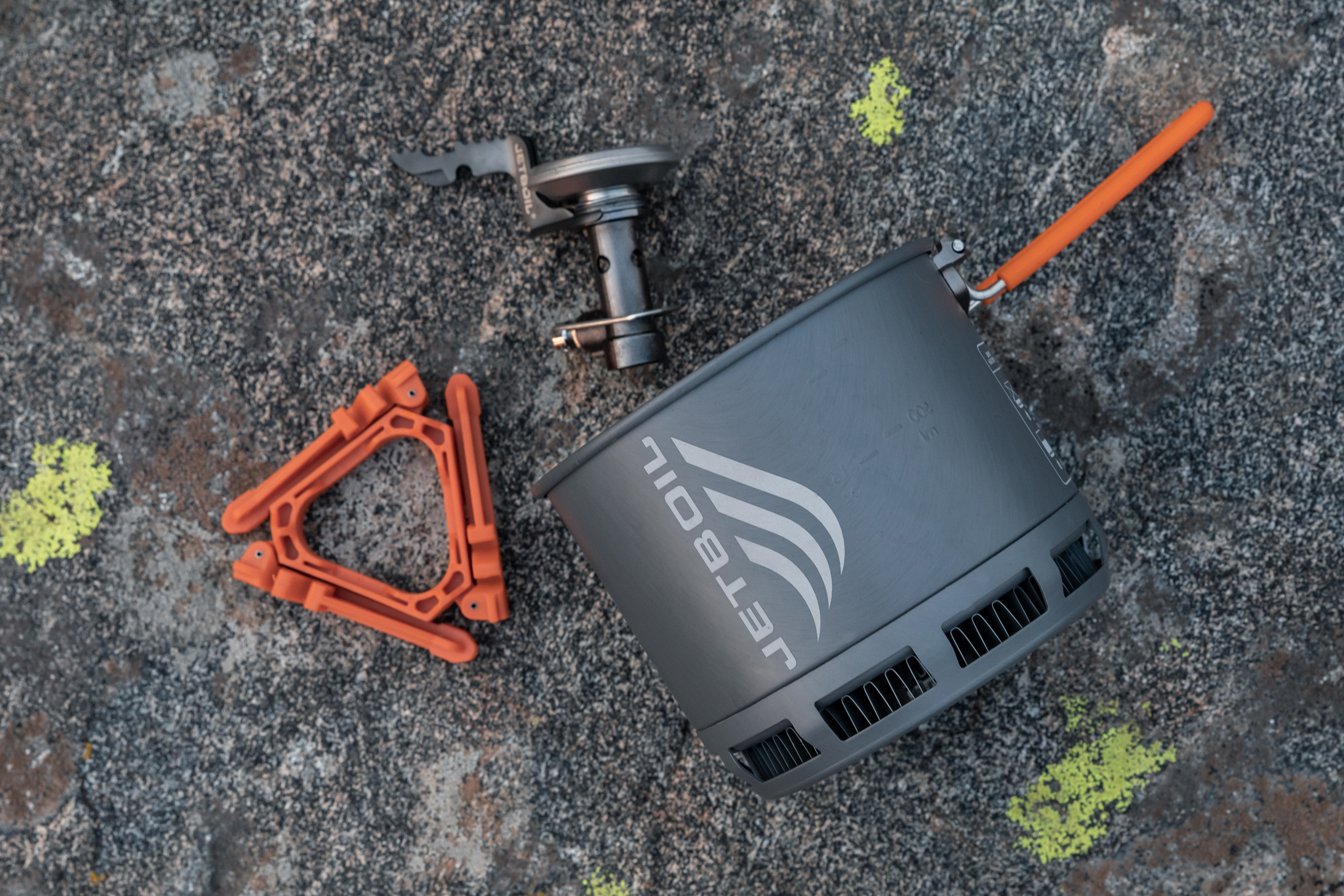 Jetboil Stash backpacking stove