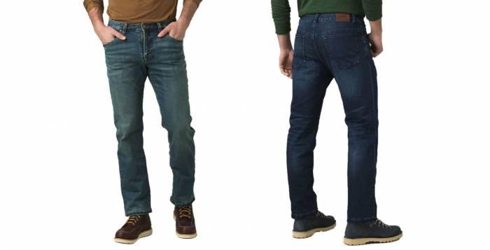 Prana Hillgard Lined Jeans M