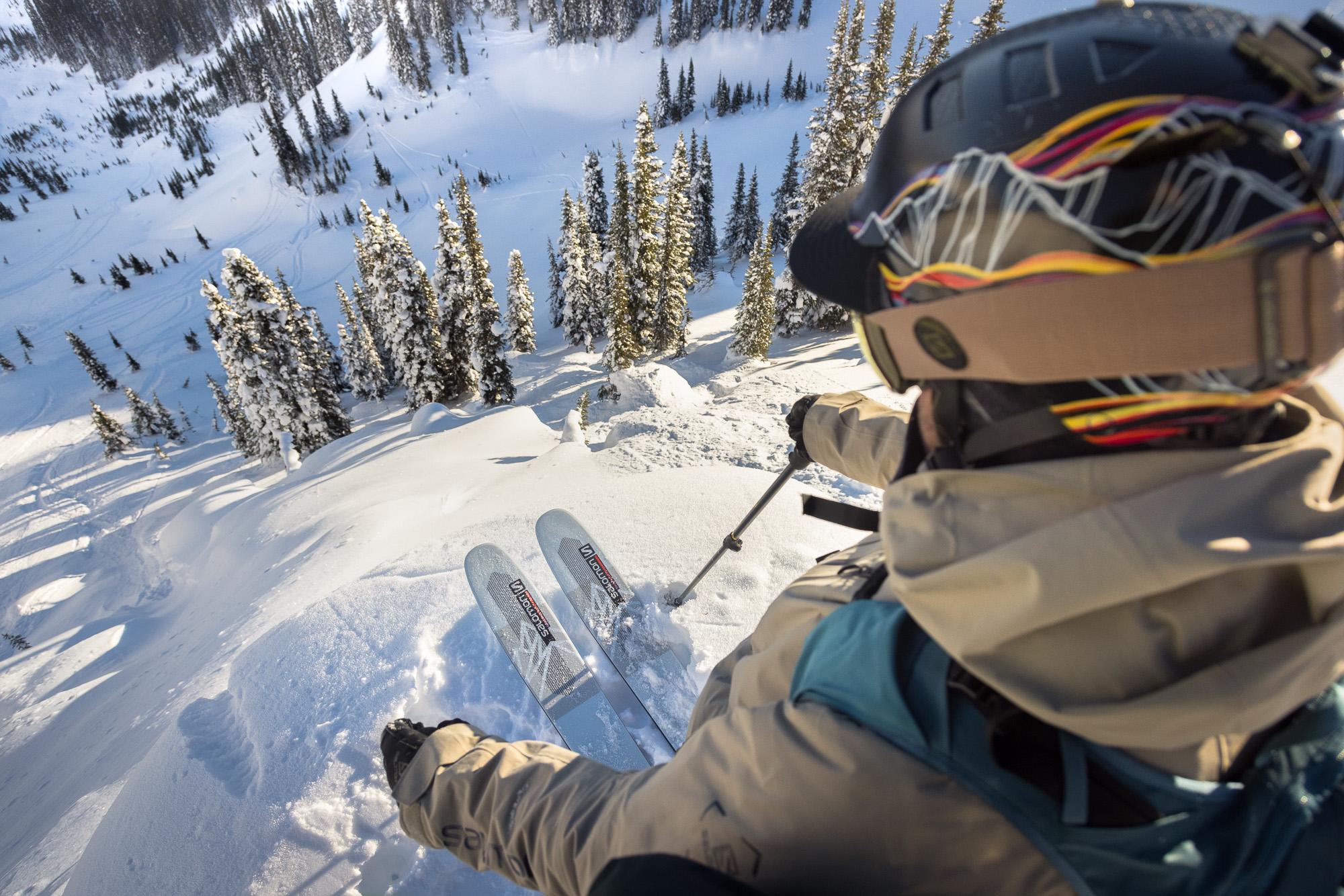 Salomon QST BLANK ski