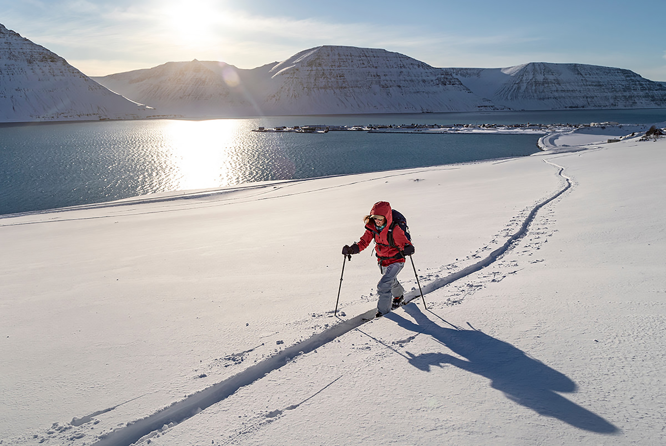 Skiing Expedition