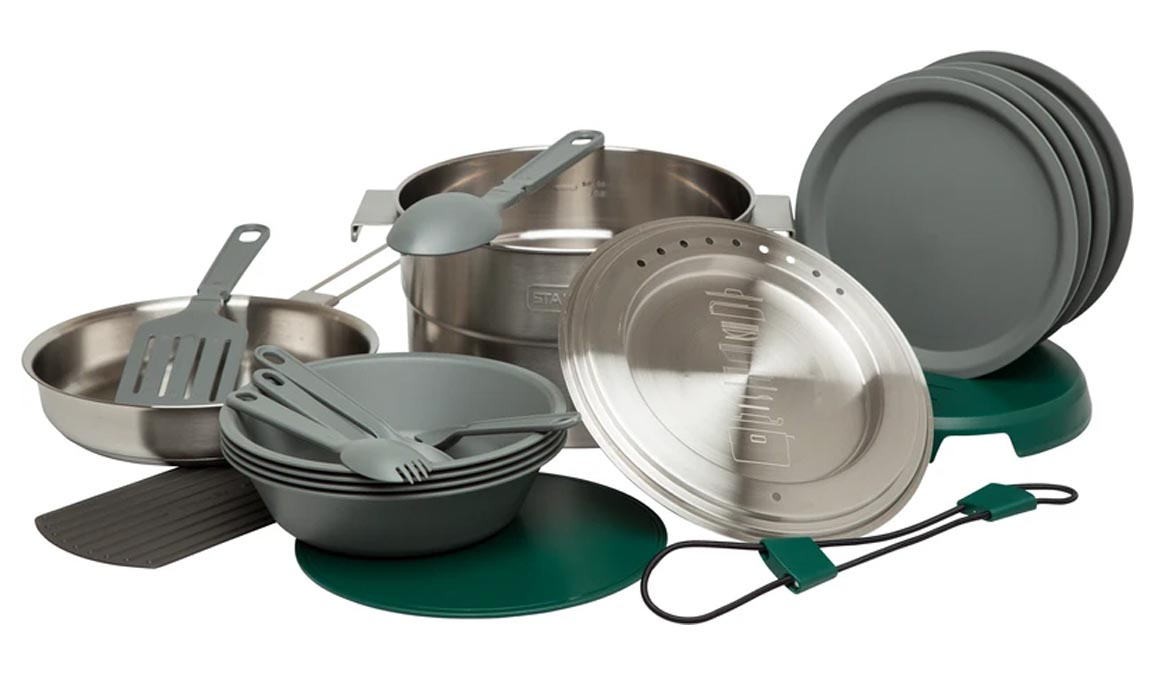 Stanley cooking set