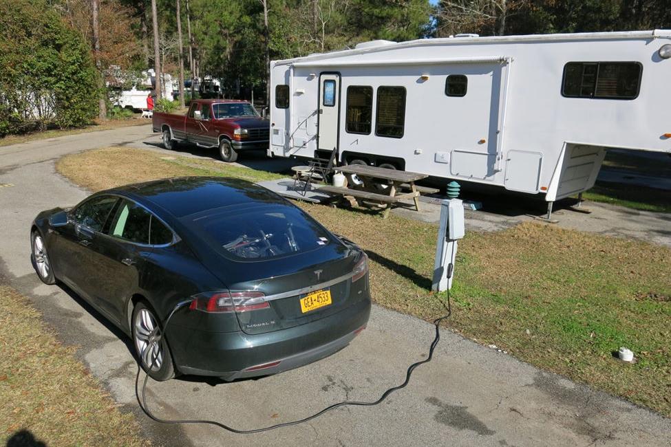 Tesla Camp