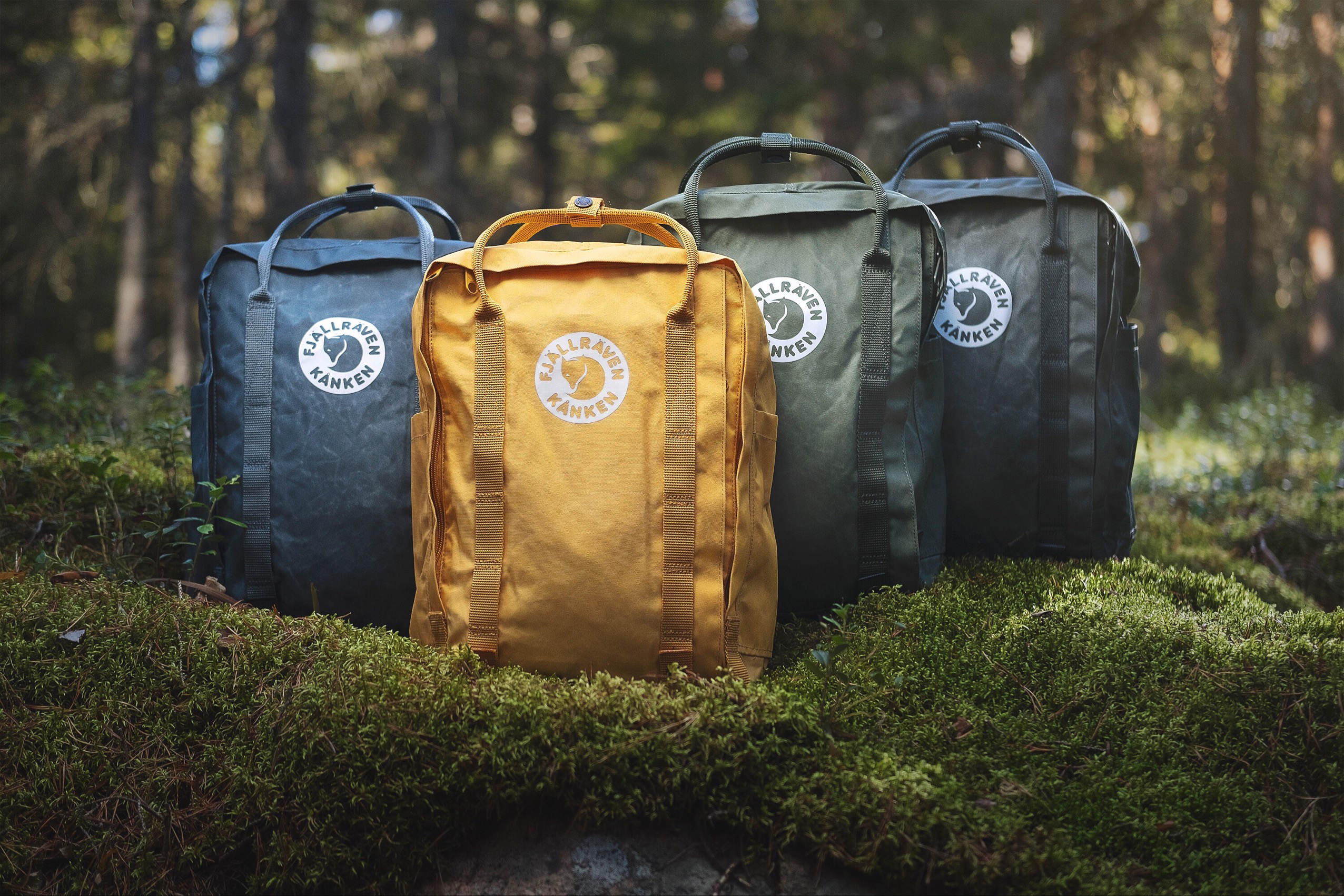 Fjallraven Tree-Kanken backpack