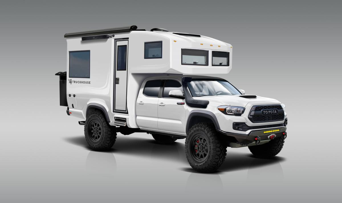 TruckHouse BCT: The Luxury Overland Tacoma Camper of Your Dreams