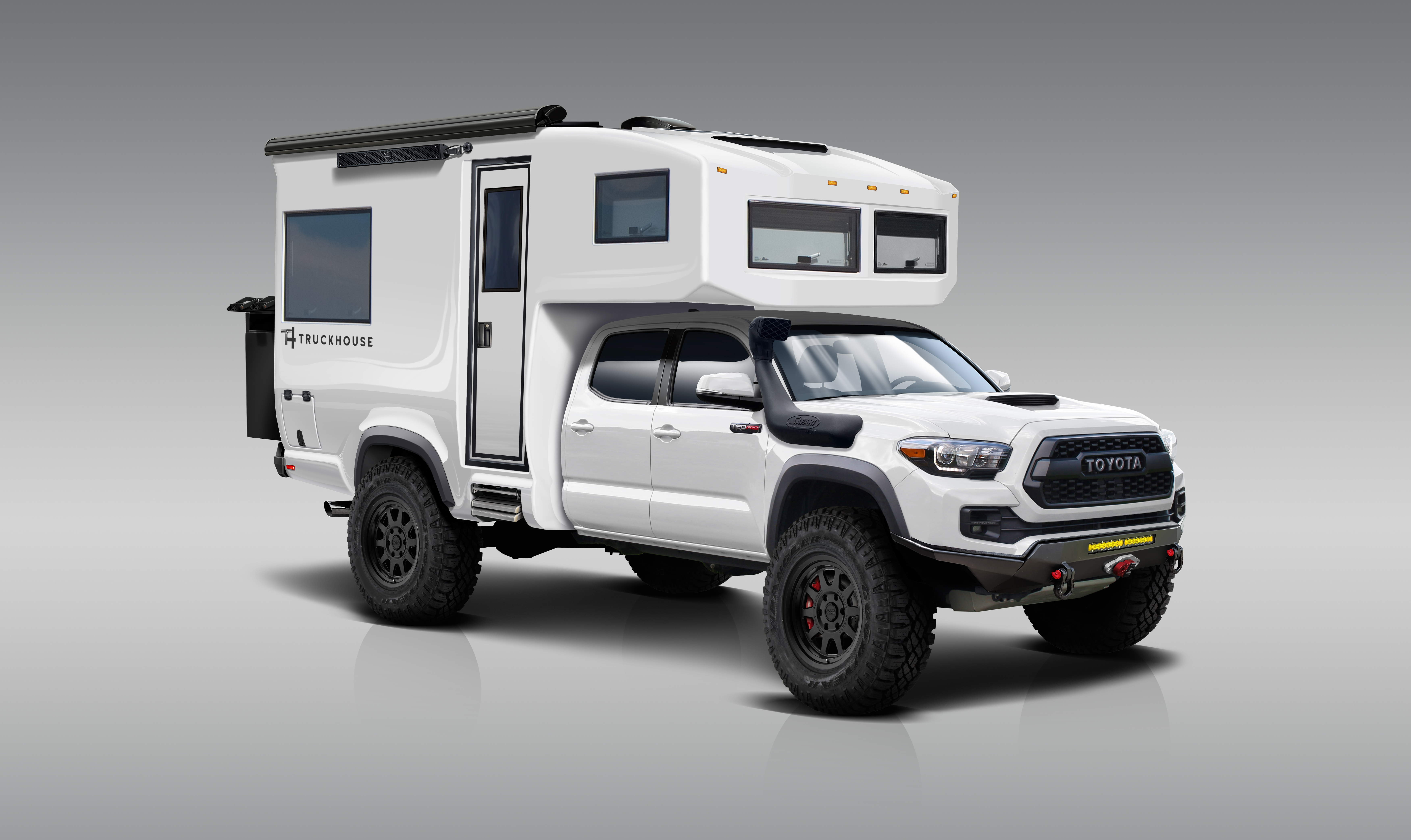 Truckhouse Bct The Luxury Overland Tacoma Camper Of Your Dreams Gearjunkie