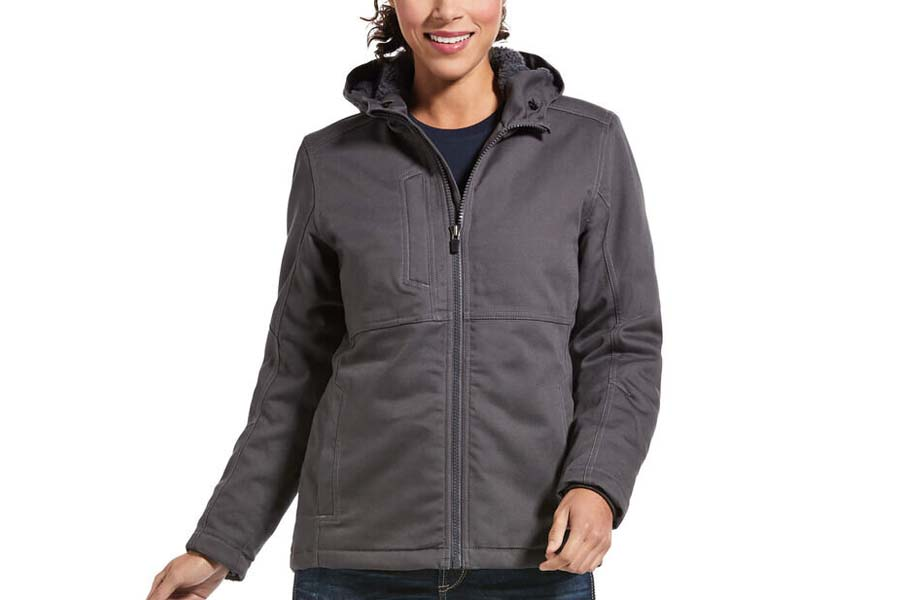 ariat rebar duracanvas insulated jacket