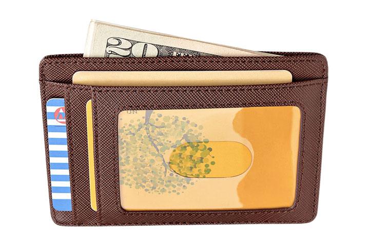 buffway slim wallet