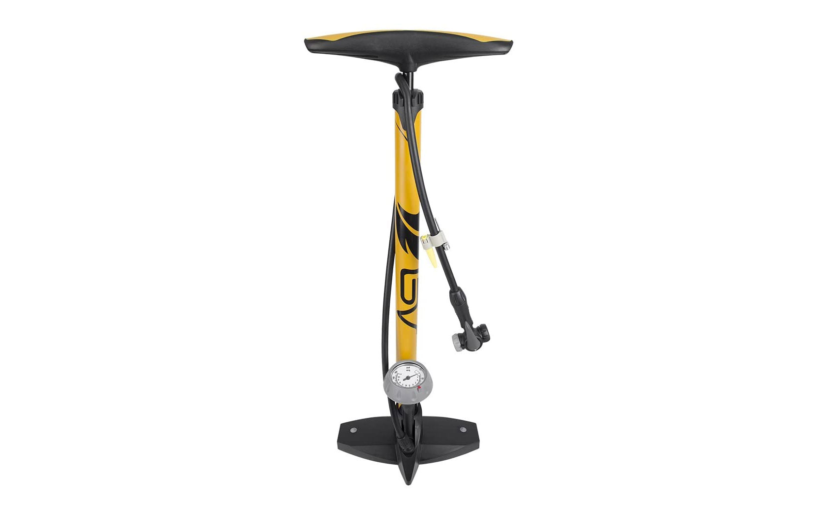 bv ergonomic floor pump