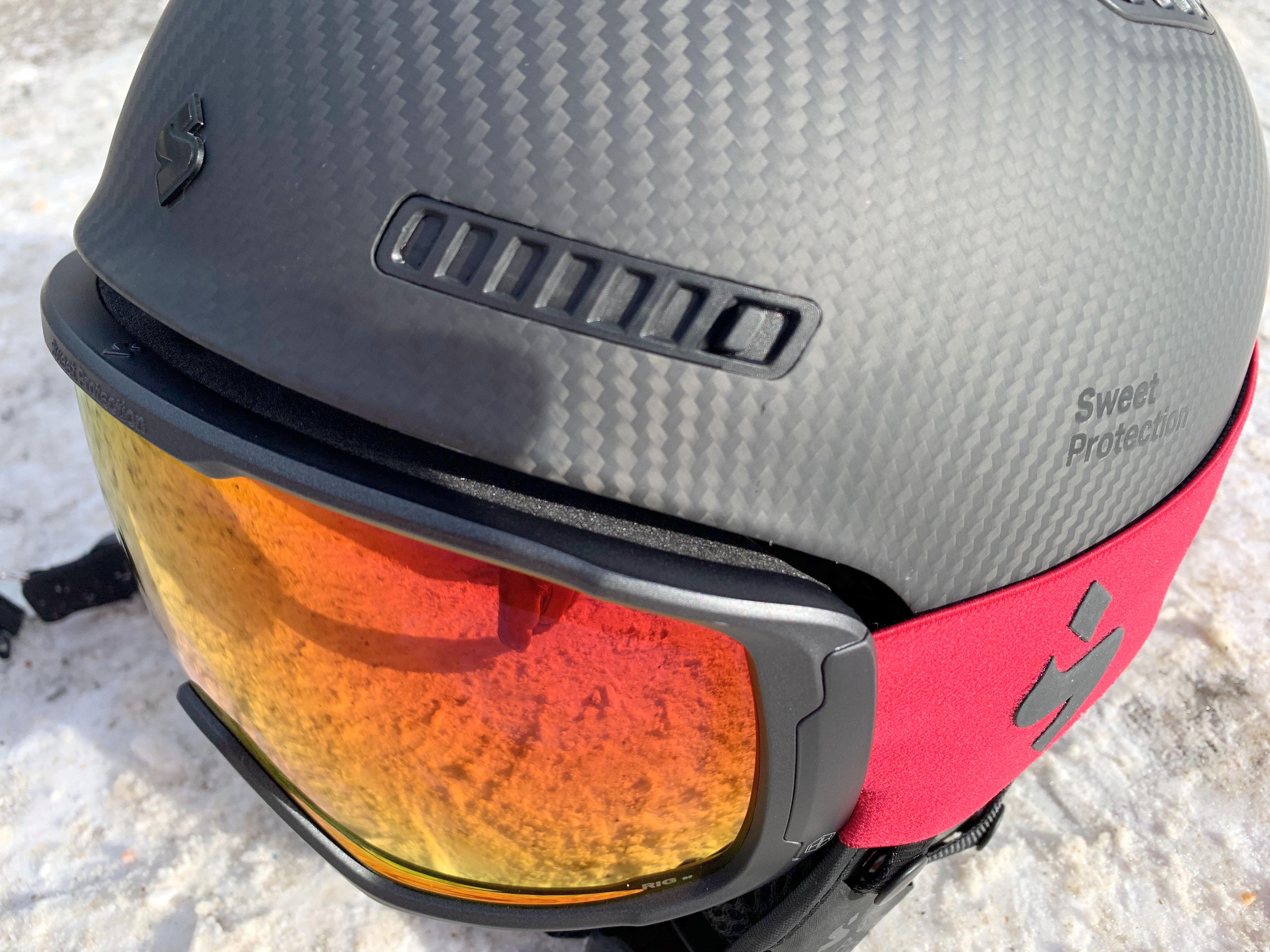 Sweet Protection Grimnir 2Vi MIPS Ski Helmet