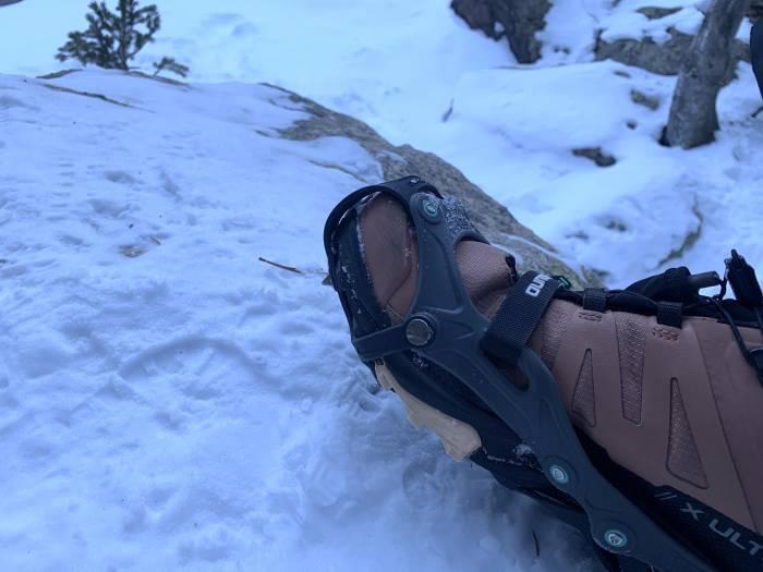 hillsound flexsteps traction