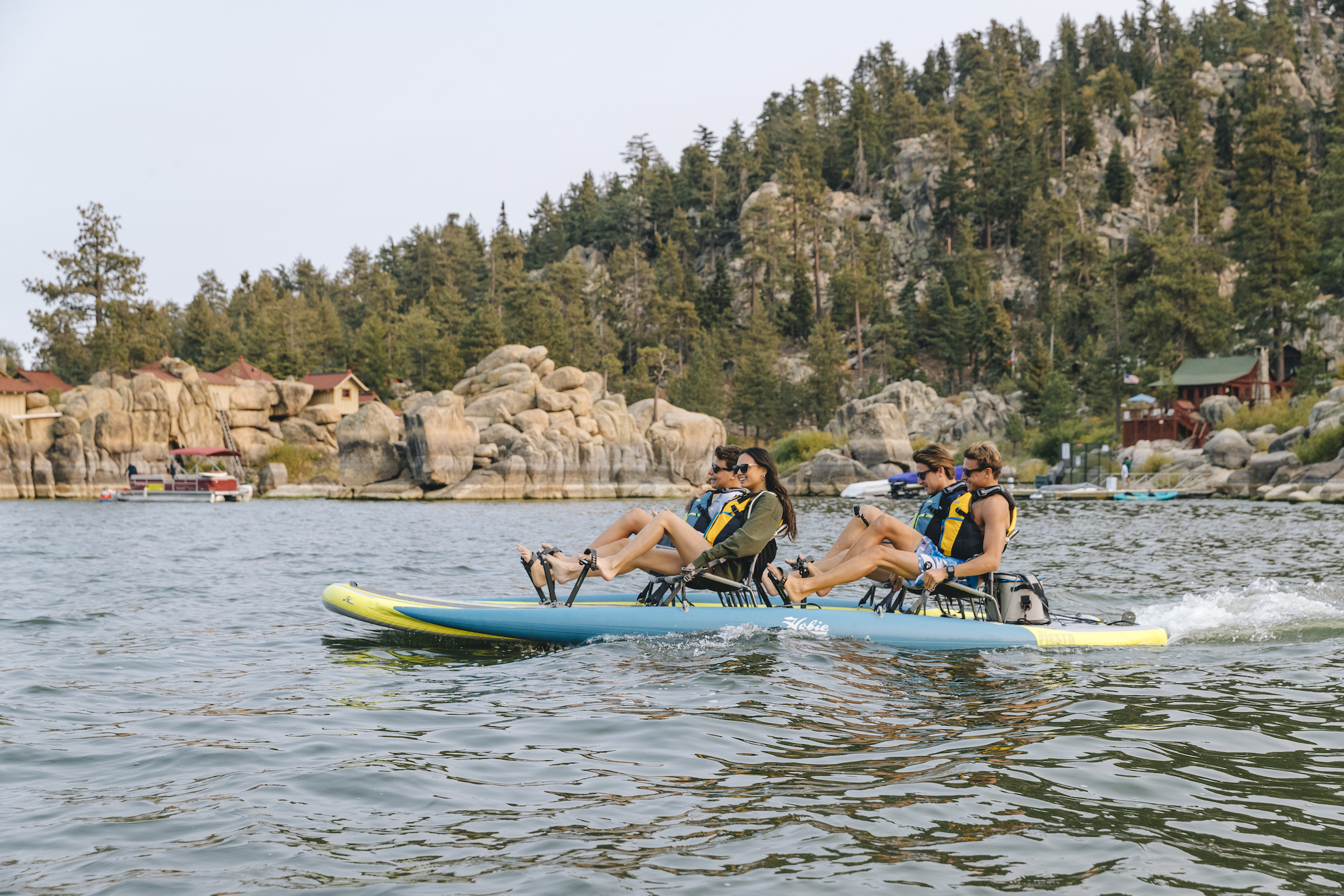 hobie inflatable kayak series
