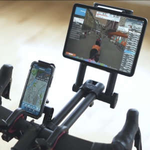 IndoorVelo Bike Screen Mount
