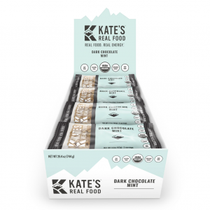 Kate's Real Food Dark Chocolate Mint