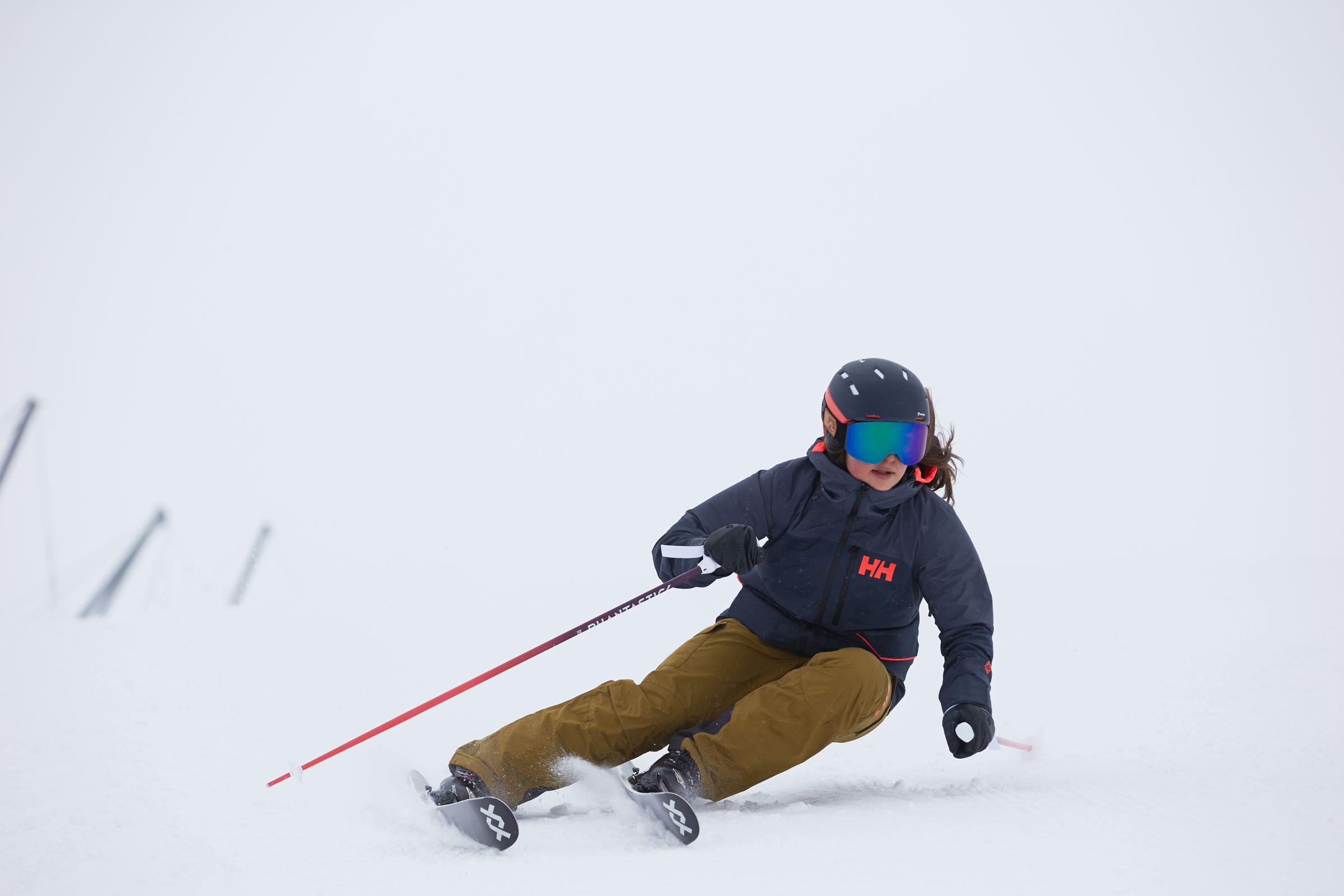 m6 skiing