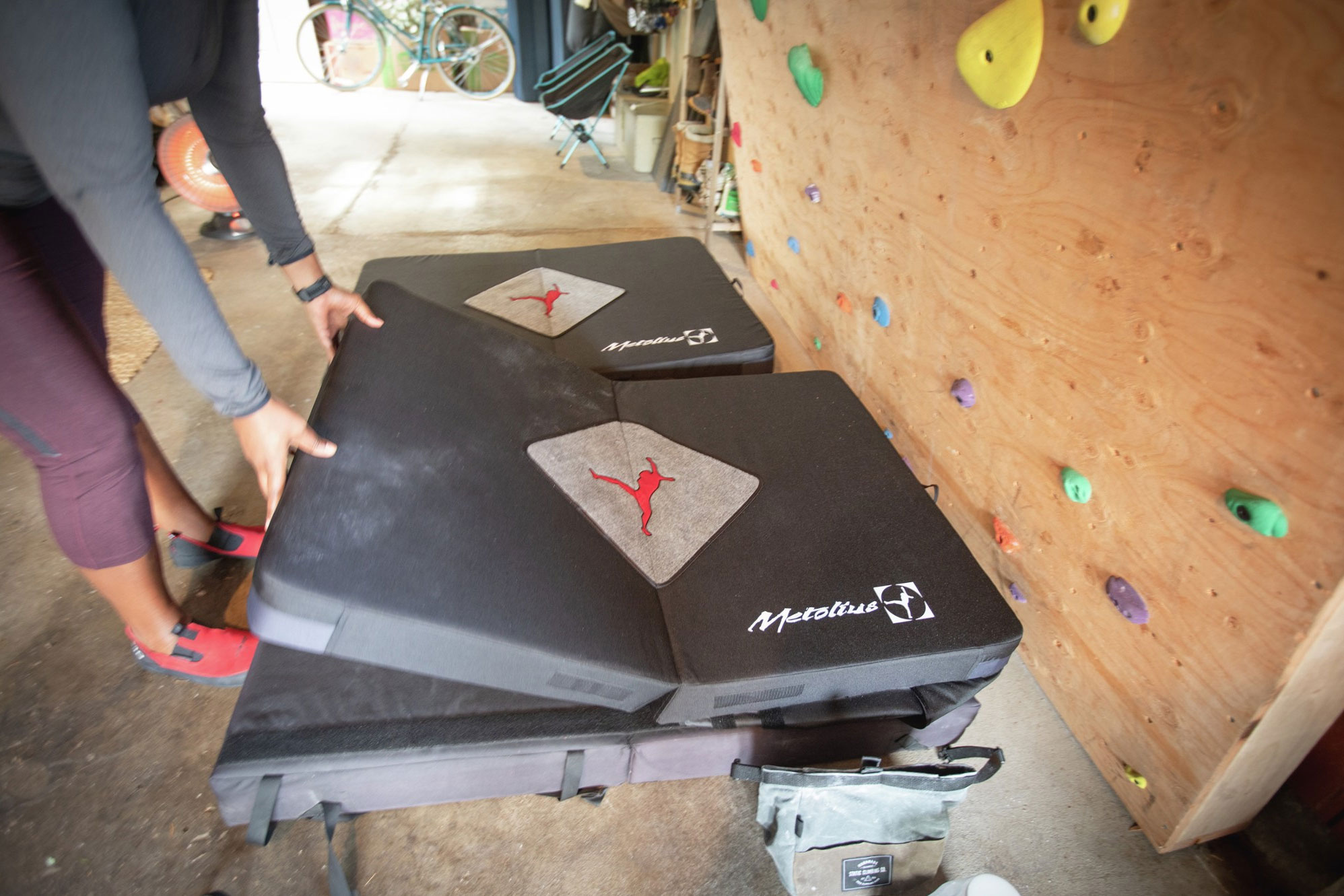 metolius crash pad