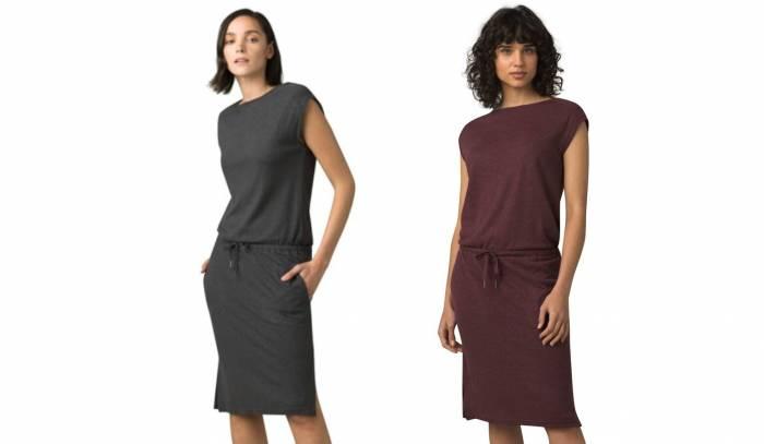 prana cary cozy up dress W
