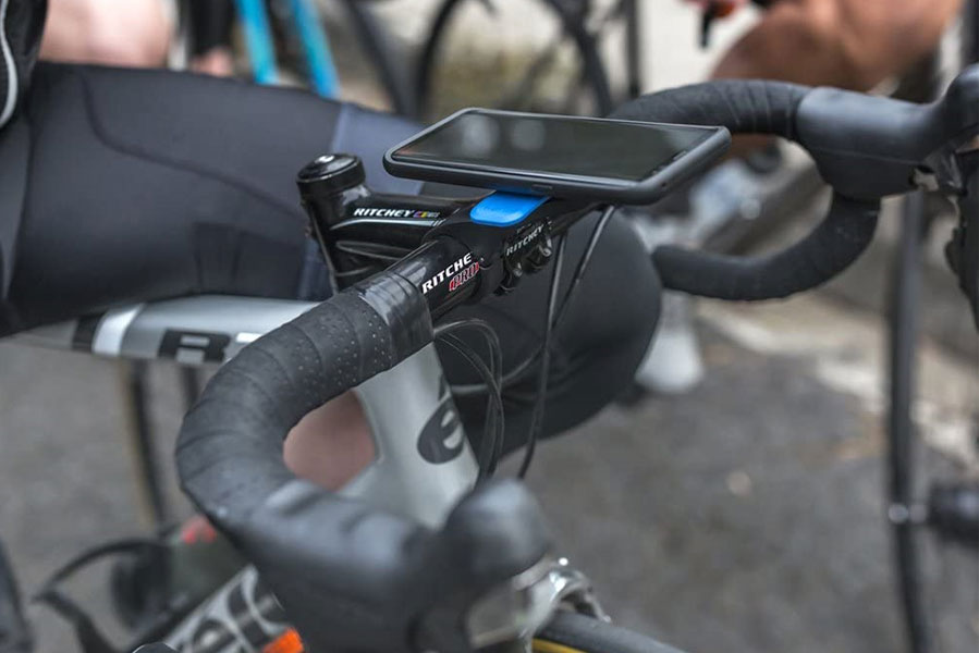 quad lock bike phone mount