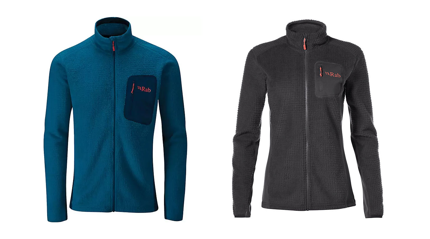 backcountry snowboarding: rab fleece