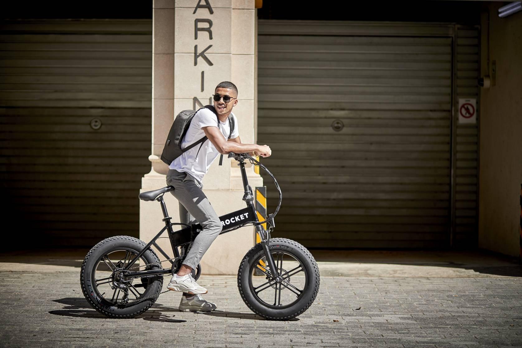 rocket e-bike
