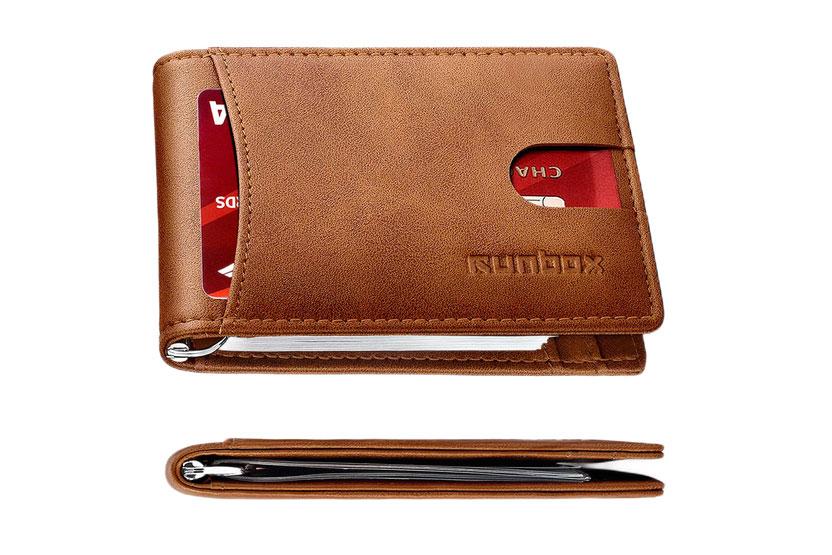 runbox slim wallet