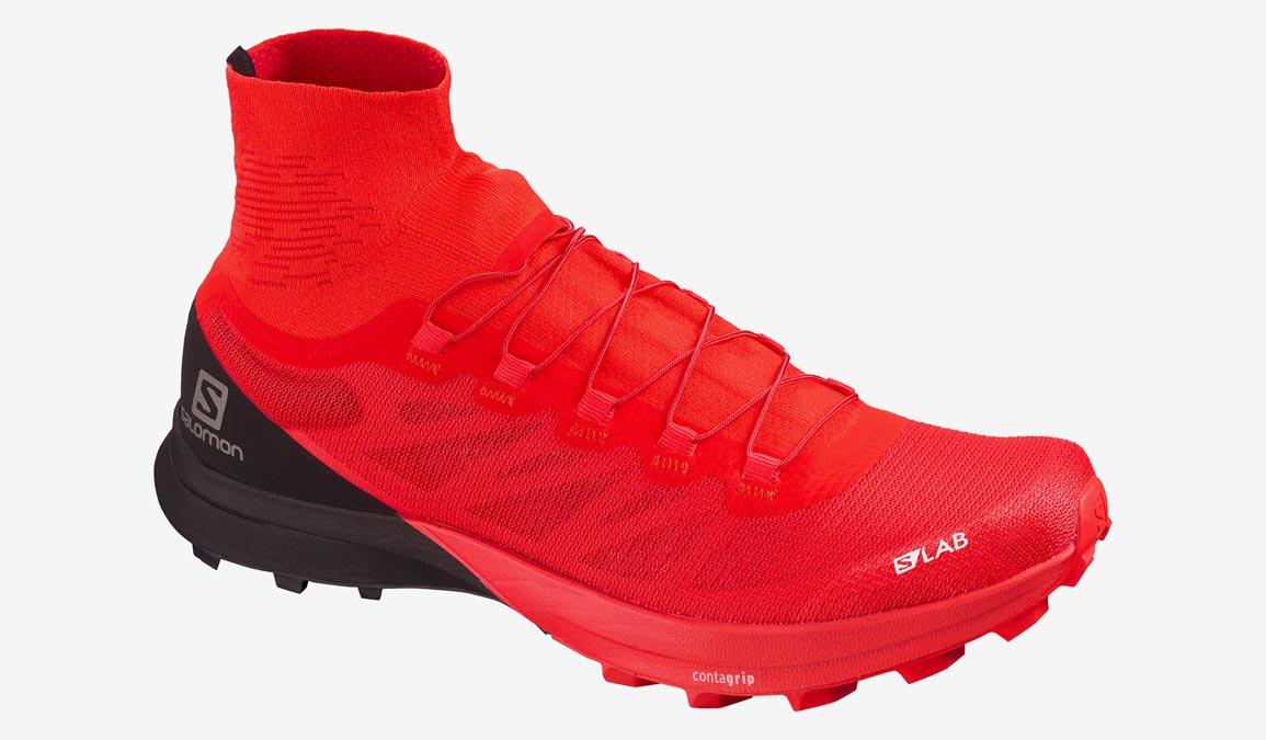 salomon running shoe