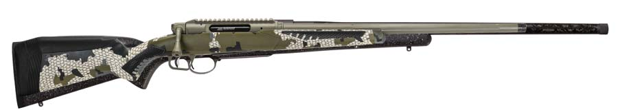new savage impulse straight pull rifle