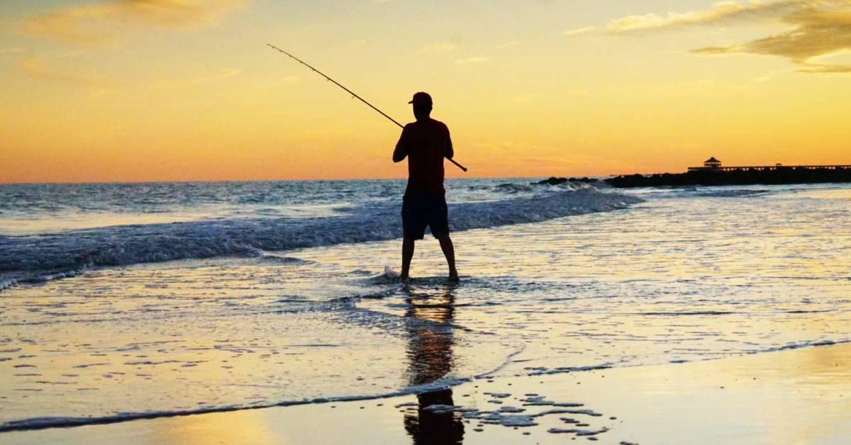Fishing Rod Rest /& Butt Set R-V /& U