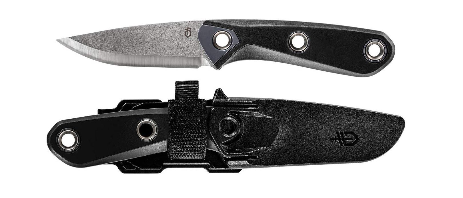 Bushcraft Knife: the gerber principle
