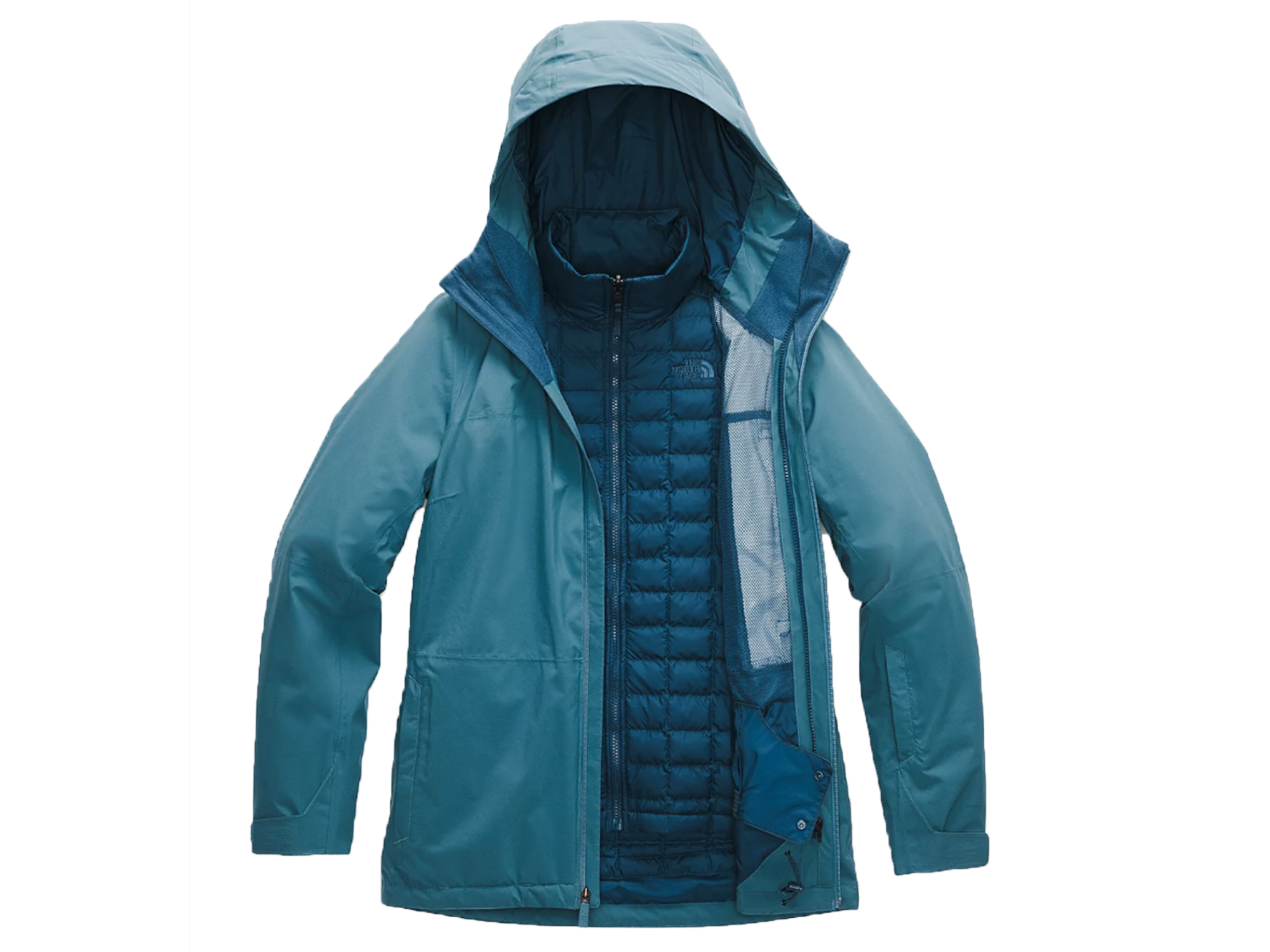 the northh face thermoball snow jacket