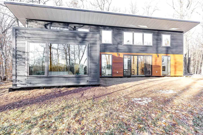 Wattage Cottage eco-retreat Cuyuna, Minnesota