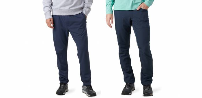 Backcountry Travel and Hiking pants