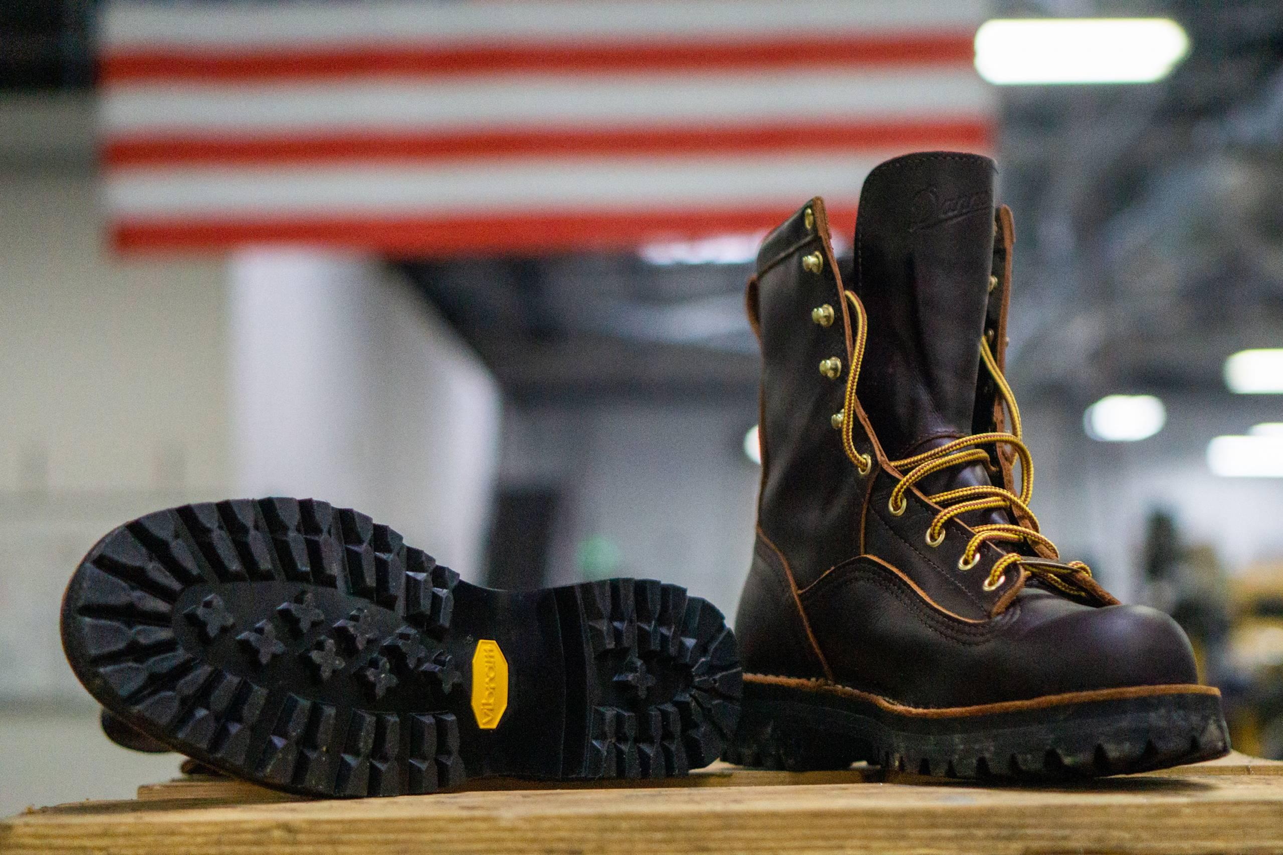 Danner Rain Forest boots