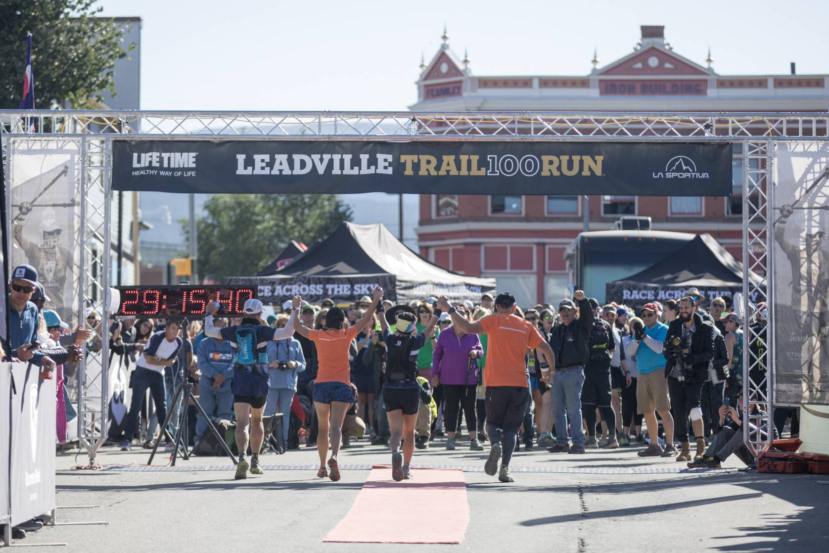 Leadville 100 Run Race Series