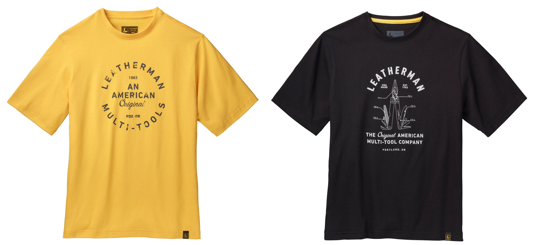 Leatherman T-shirts