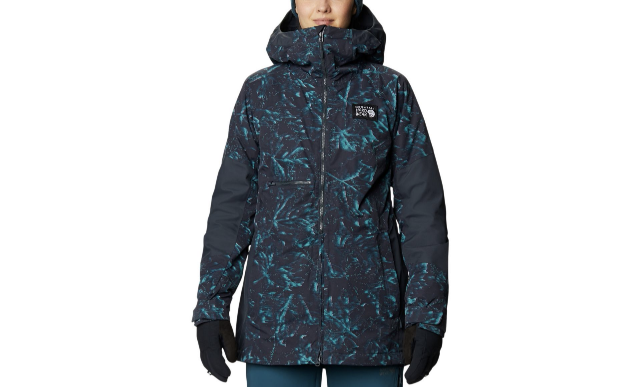 Mountain Hardwear firefall jacket