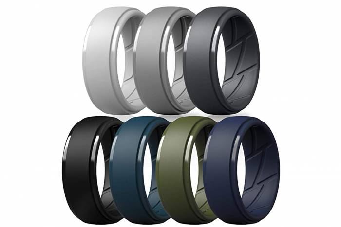 Silicone Rings for Men and Women