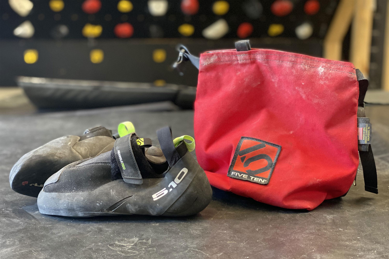 Five Ten Hiangle Pro Climbing Shoe Review: Olympic Caliber for ...