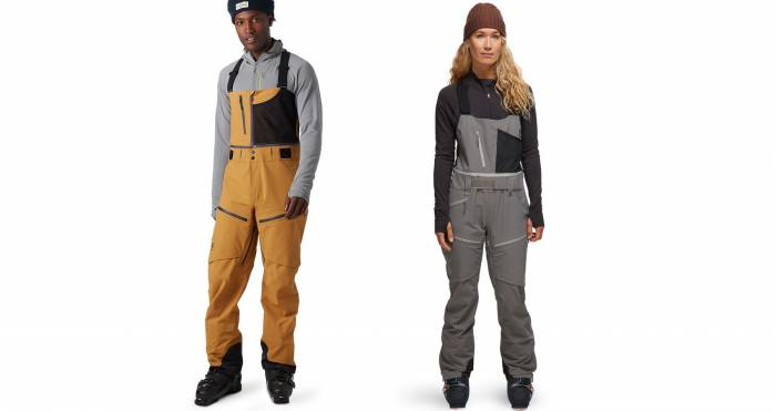 backcountry cottonswoods GTX bib pants