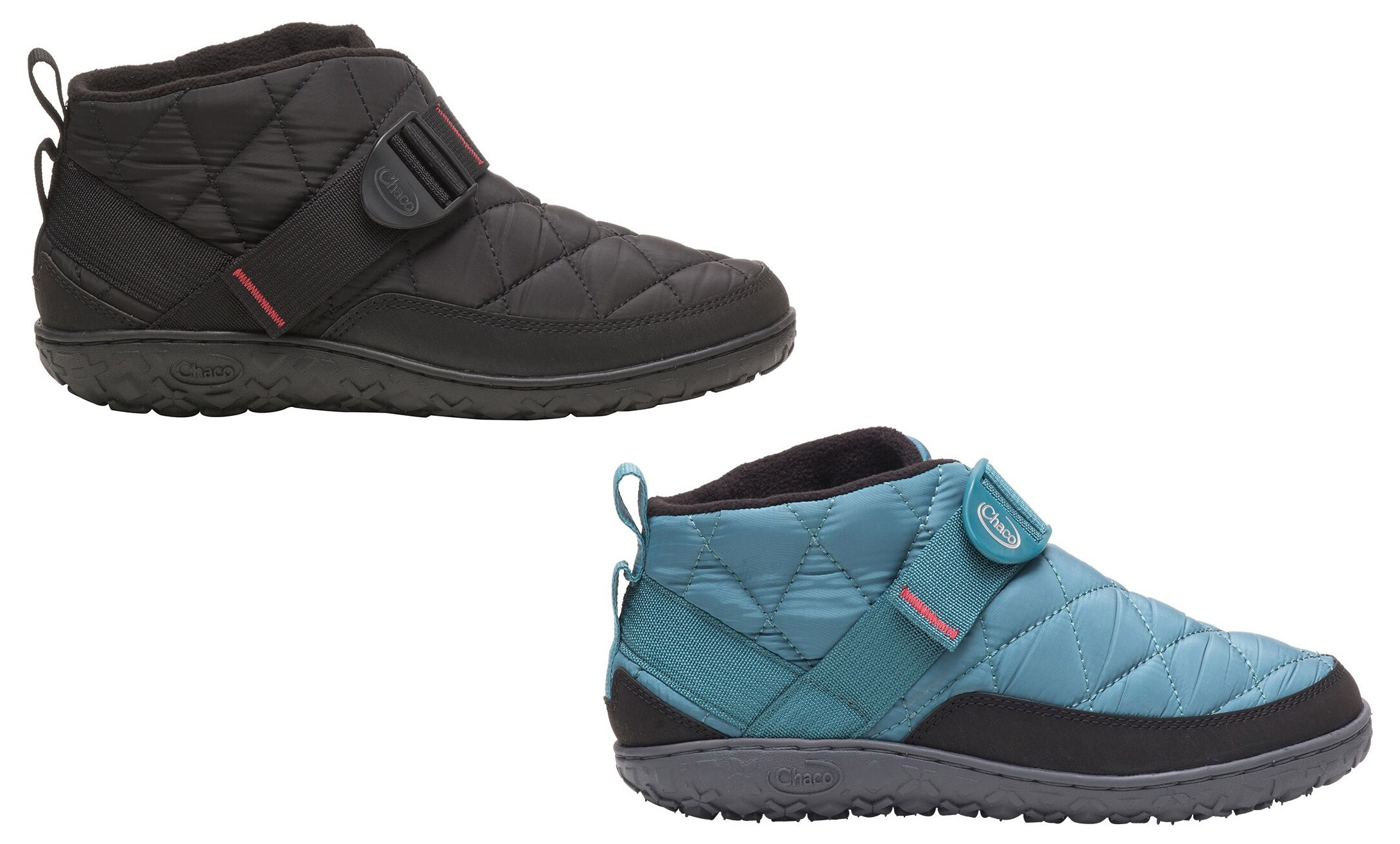 chaco ramble puff shoes