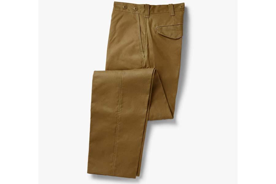 filson OIL FINISH SINGLE TIN CLOTH PANTS
