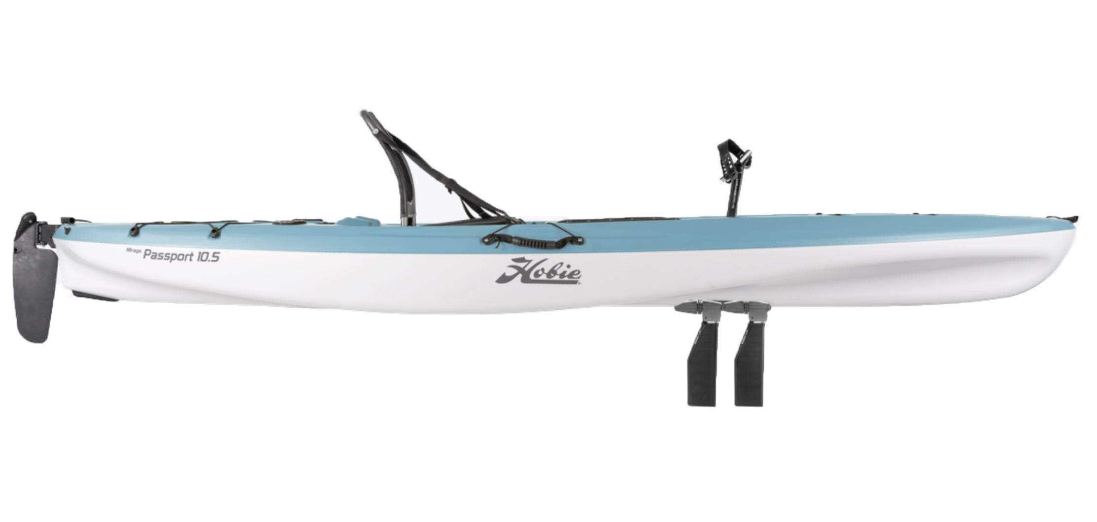 hobie mirage passport 10.5 kayak