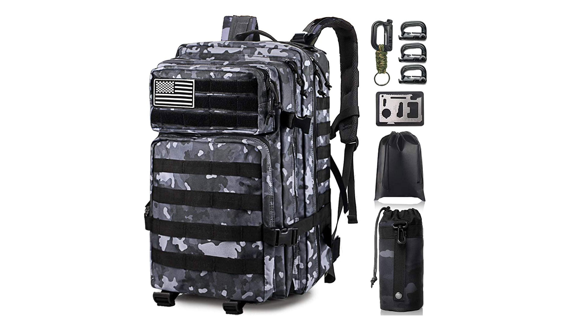 monoki military 3 day assault pack