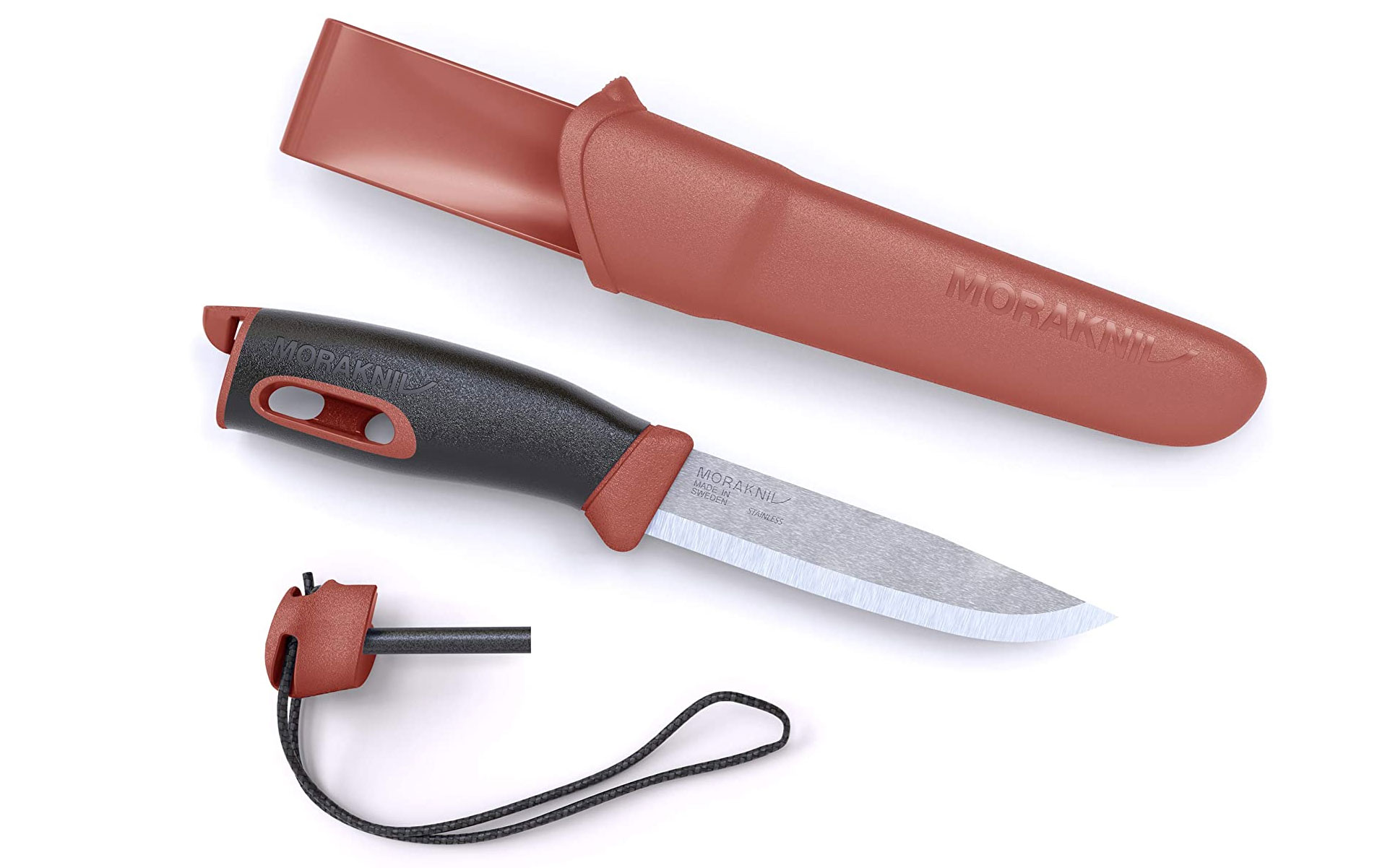 survival knife: morakniv spark