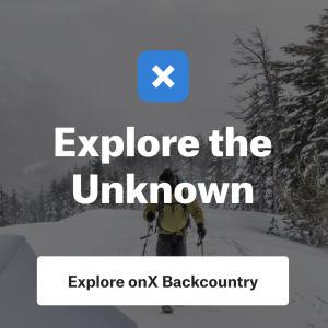 onX Backcountry App