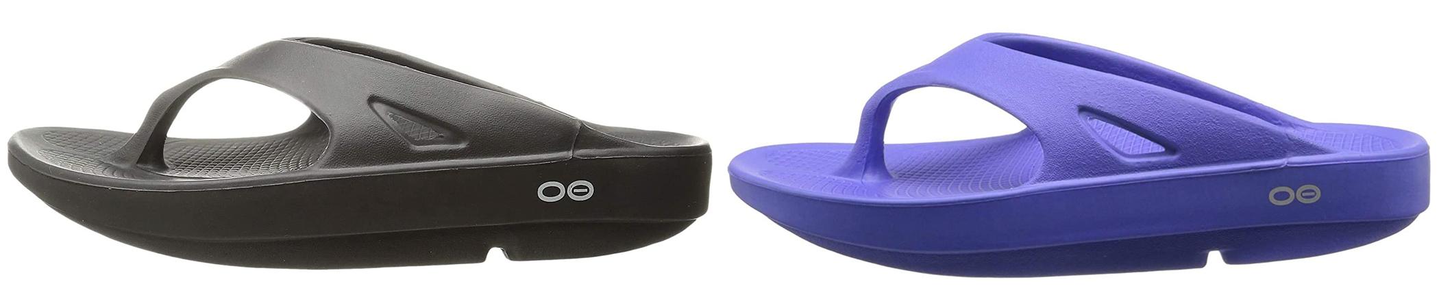 oofos original sandals