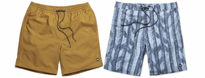 outerknwon swim trunks