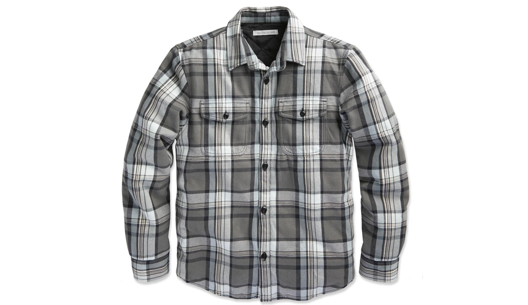 rambler shirt jacket
