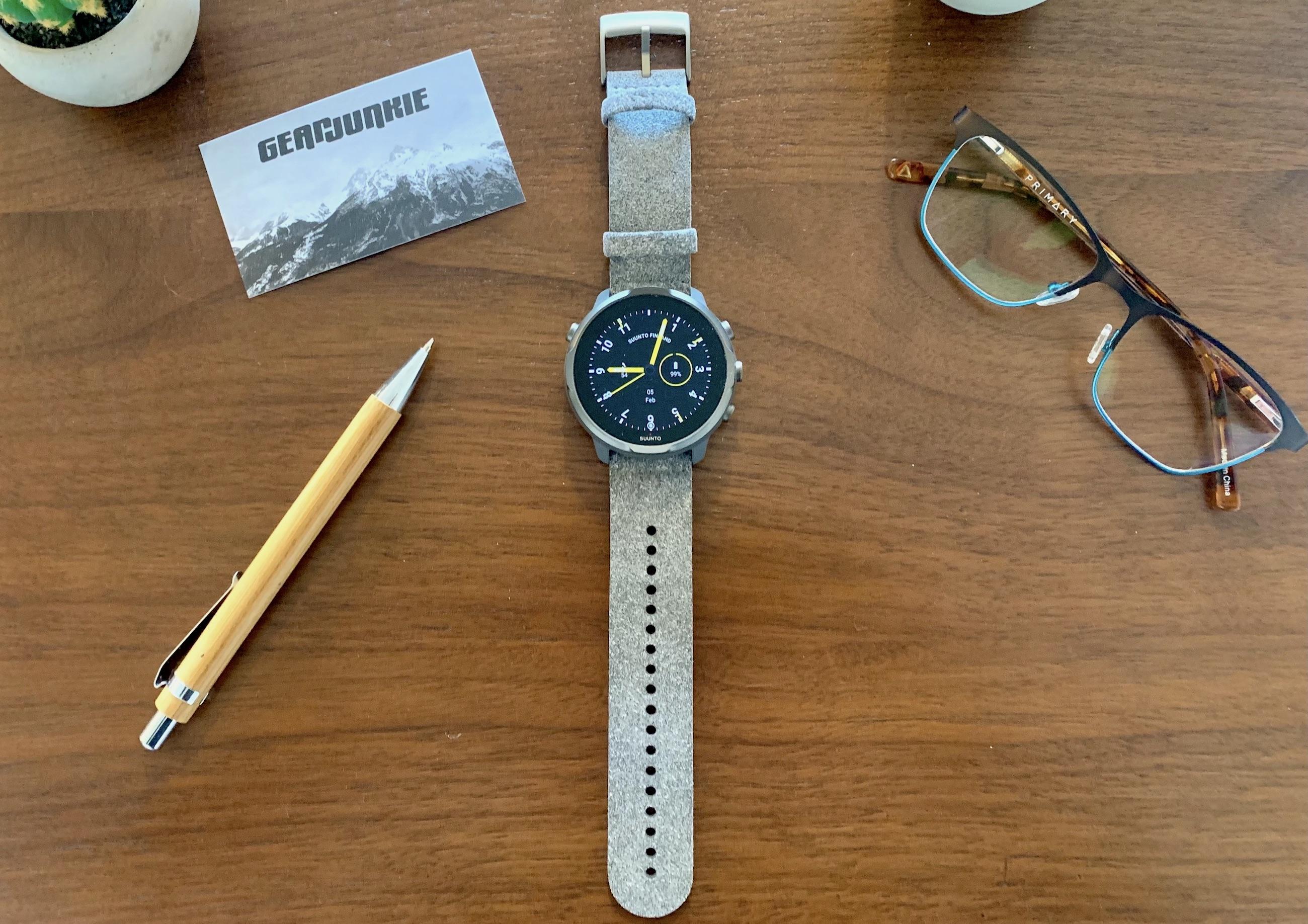 suunto watch strap